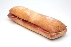 Smörgåsskinka Royaltyfri Bild