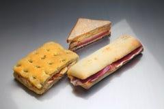 Smörgåsskinkachesee Arkivfoto