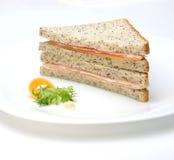 Smörgåsskinkachesee Royaltyfri Bild
