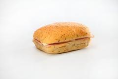 Smörgåsskinkaost Royaltyfri Bild
