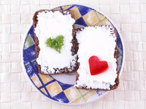 smörgåsvitaminer Arkivfoto