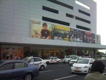 SM亚洲购物中心 库存照片