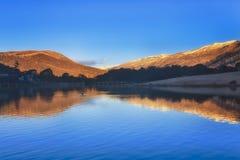 SM Crackenback Lake Reflect Stock Photo