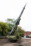 SM-90 lançador ZRK S-75M Dvina Fotos de Stock