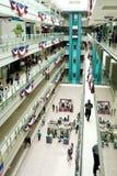 SM megamall, λεωφόρος αγορών των Φιλιππινών Στοκ Φωτογραφία