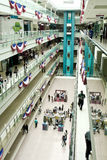 SM megamall, het Winkelcomplex van Filippijnen Stock Fotografie