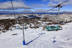 SM Perisher 6 seats cars Stock Images
