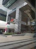 SM Town. Seoul Korea Tourism SM Town stock images