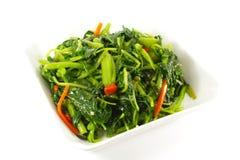 smażący fertań warzywa Obraz Stock