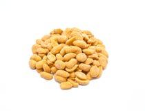 Smażący i solony arachid Obraz Royalty Free