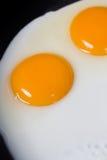 Smażący jajka Obrazy Stock