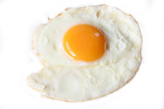 Smażący 1 jajko Obraz Stock