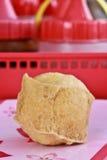 smażący tofu Obrazy Stock
