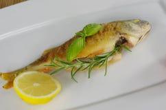 smażona ryba Obraz Stock