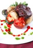 smażona wołowina Fotografia Royalty Free