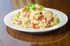 smażony ryż Obraz Stock