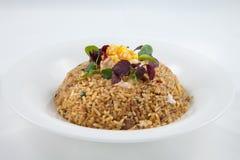 smażony ryż Zdjęcia Royalty Free