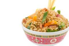 smażony ryż Fotografia Stock