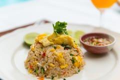 smażony ryż Obrazy Stock