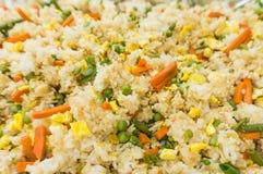 smażony ryż specjalne fotografia royalty free