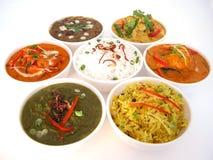 Smaak van India Stock Fotografie