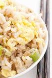 smażący ryż Zdjęcia Stock