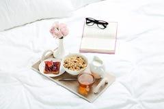 smaczne śniadania zdjęcia stock