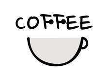 smaczne kawy Obraz Royalty Free
