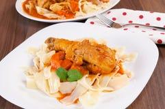 smaczne kurczaka Obraz Royalty Free