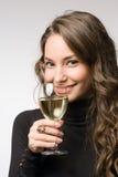 Smaczny wielki wino. obrazy royalty free