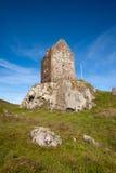 Smailholm塔,苏格兰边区 图库摄影