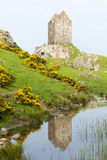 Smailholm Tower Royalty Free Stock Images