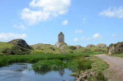 Smailholm Tower Stock Images