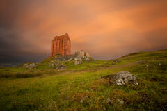 Smailholm Tower, Scottish Borders Stock Photos