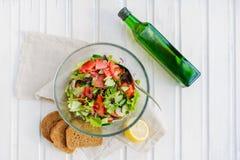 Smak av det vegetariska sommarbegreppet Royaltyfri Bild