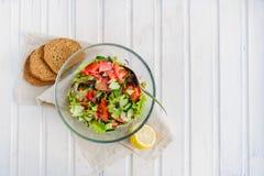 Smak av det vegetariska sommarbegreppet Arkivfoto