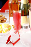 Smakelijk diner Royalty-vrije Stock Fotografie