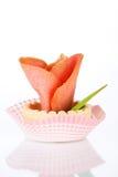 Smakelijk gebakje Royalty-vrije Stock Afbeelding