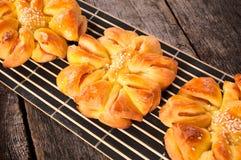 Smakelijk gebakje Stock Foto