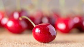 Smakelijk kersenfruit Royalty-vrije Stock Foto