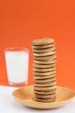 Smakelijk Ontbijt Stock Foto's
