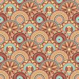 Smakelijk patroon Stock Foto