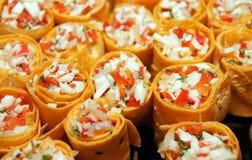 Smakelijk voedsel Stock Foto