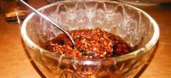 Smakelijk voedsel koel deeg Stock Fotografie