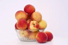 Smakelijke abrikozen Stock Foto