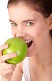 Smakelijke appel Stock Foto's