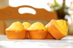 Smakelijke bakkerij stock foto
