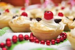 Smakelijke cake Royalty-vrije Stock Foto
