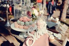 Smakelijke cake Royalty-vrije Stock Afbeelding