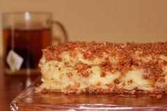 Smakelijke cakes Royalty-vrije Stock Foto